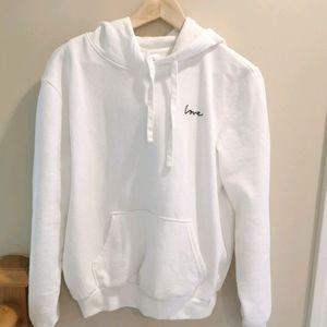 H&M love hoodies